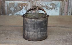 Old Iron Pot